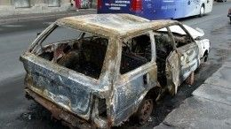 Петрозаводчанин отбуксировал автомобиль исдал его наметаллолом. Чужой автомобиль