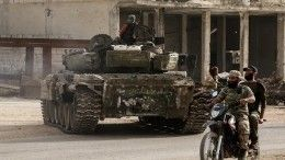 ИзСирии приходят первые сообщения опогибших при атаке Идлиба террористами