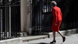 «Главный козырь Мэй»: Эксперт оценил ситуацию вВеликобритании