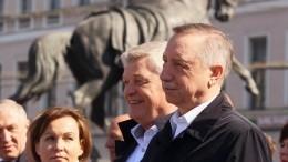 Пиотровский иВасильев поддержали выдвижение Беглова навыборы