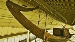 65 лет назад нашли Солнечную ладью Хеопса. Самый древний корабль наЗемле— видео