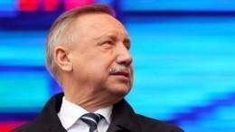 Определяющее решение: Беглов заявил обучастии ввыборах губернатора Петербурга