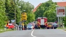 Неменее 650 человек были эвакуированы после взрыва вжилом доме вГермании