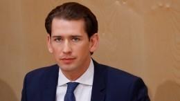Политический кризис вАвстрии закончился вотумом недоверия правительству Курца