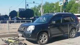 Девятилетний мальчик погиб под колесами внедорожника вУфе— фото