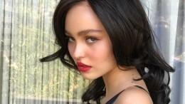 «Красивая»: Дочери Ванессы Паради иДжонни Деппа исполнилось 20 лет