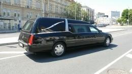 «Шеф, посчетчику!»— вКрасноярском крае вкачестве такси служит катафалк