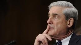 Почему спецпрокурор США Мюллер уходит вотставку