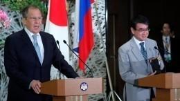 Лавров предложил ввести безвизовый режим между Россией иЯпонией