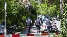 Захват заложников вЦюрихе— есть жертвы