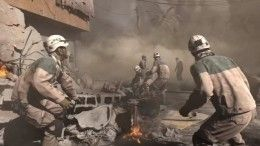 Вновой Call of Duty надо помогать сирийским «Белым каскам»