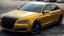 Пробоин икапель крови необнаружено вутопленном Audi волейболиста «Зенита»