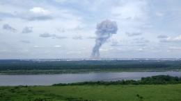 Стало известно, где именно прогремел взрыв вДзержинске