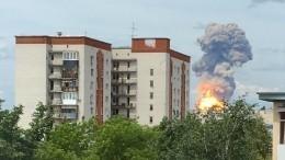 Названа предварительная причина взрыва вНИИ«Кристалл» вДзержинске