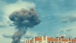 Число пострадавших при взрывах назаводе вДзержинске возросло до79 человек