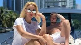 Лера Кудрявцева перестала скрывать лицо своей девятимесячной дочки— фото