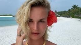 «Солнечная фея»— Гагарина «ослепила» подписчиков нежным фото