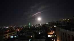 Израиль назвал причину ракетного удара поСирии