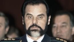 Умер бывший генпрокурор Алексей Казанник