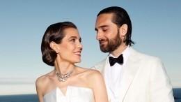 Принцесса Монако увела мужа уроссийской модели