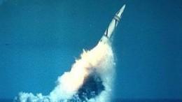 Всети появилось видео испытания Китаем новейшей баллистической ракеты
