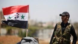 Военный аэродром вСирии подвергся ракетной атаке