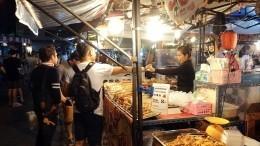 Видео: Пожар напопулярном туристическом рынке Чатучак вБангкоке
