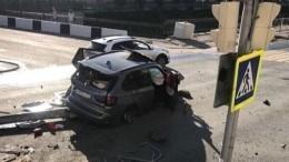 Блогер Эрик Давидыч опубликовал фото зарулем BMW, попавшего вДТП вцентре Казани