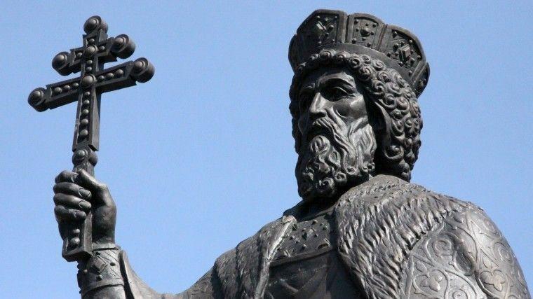 28июля— День крещения Руси: Как князь Владимир выбрал религию для страны