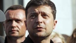 Зеленский рассказал оновых решениях поурегулированию ситуации вДонбассе