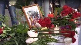 Задержан подозреваемый вубийстве бывшего спецназовца вПодмосковье