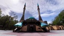 Украинские силовики обстреляли мечеть вовремя праздника Ураза-байрам вДонецке