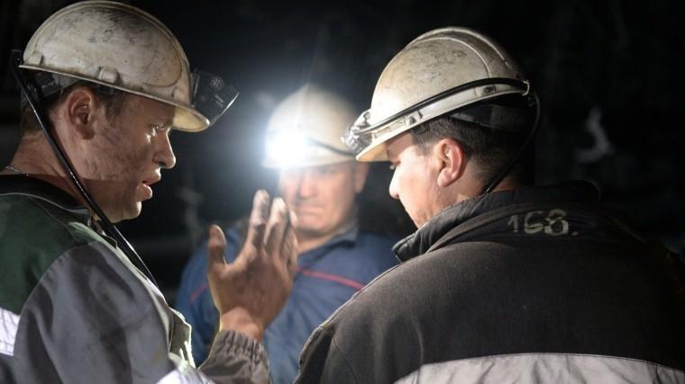 При обрушении кровли шахты вКузбассе погиб человек