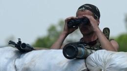 Видео сместа обстрела украинскими военными мечети вДонецке