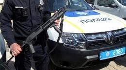 Видео: Киев охватили протесты после смерти ребенка отрук полицейских