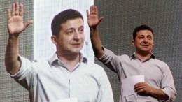 «Новый лучше старого»: Зеленский сравнил себя сПорошенко навстрече сЮнкером