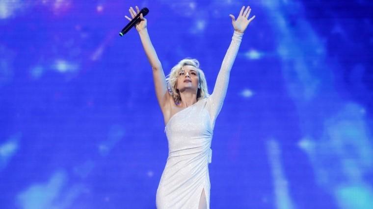 «Лапочка!»: Полина Гагарина показала, как выглядела всемь лет