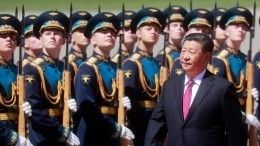 Сегодня СиЦзиньпин встретится сВладимиром Путиным