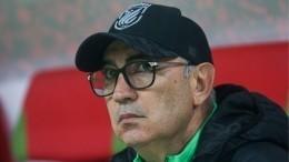 Курбан Бердыев досрочно покинул пост главного тренера ФК«Рубин»
