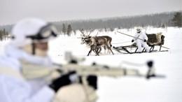 Пентагон опасается «действий» России вАрктике