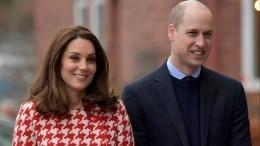 Кейт Миддлтон встретилась лицом клицу с«любовницей» принца Уильяма
