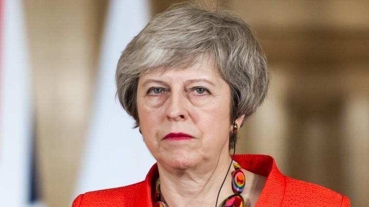 Тереза Мэй ушла вотставку споста лидера Консервативной партии