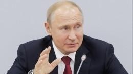 «Актер хороший»: Владимир Путин дал оценку Владимиру Зеленскому— видео