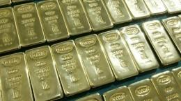 Россия вмае увеличила золотовалютный резерв начетыре миллиарда долларов