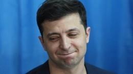 Фото: Зеленский тайно вывез журналистов влес инакормил шаурмой