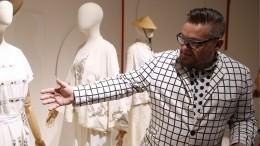 Александр Васильев дал выпускницам совет повыбору платья