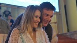Ксения Собчак иМаксим Виторган официально развелись