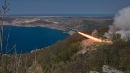Американский журнал назвал ракетный комплекс «Утес» вКрыму «убийцей кораблей»