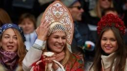Как отметили День России вМинске— репортаж