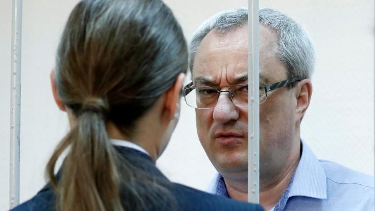 «11 лет колонии»: экс-главе Коми Гайзеру приговор оставили всиле
